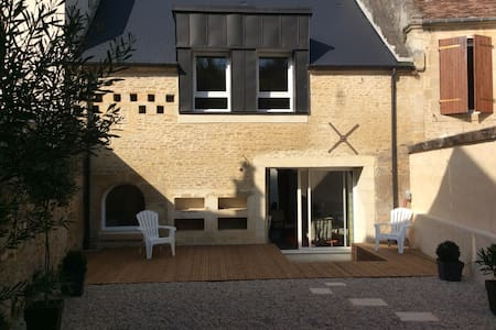 Belle Petite Maison Clerval - Courseulles-sur-Mer - House