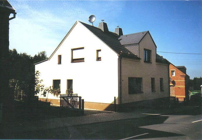 Gästezimmer mit Bad/Dusche/WC/SAT-TV/WLAN - Grünbach - Appartement