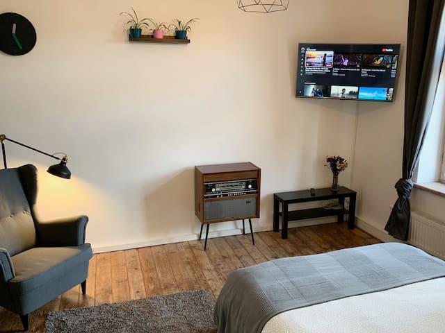 Grīziņkalns cosy Apartment 17 | Free parking