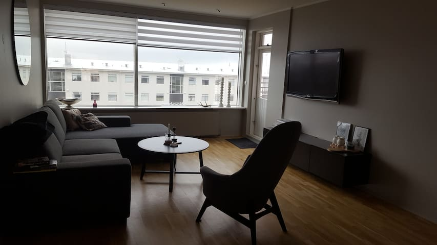 Apartment with a great view, close to the center