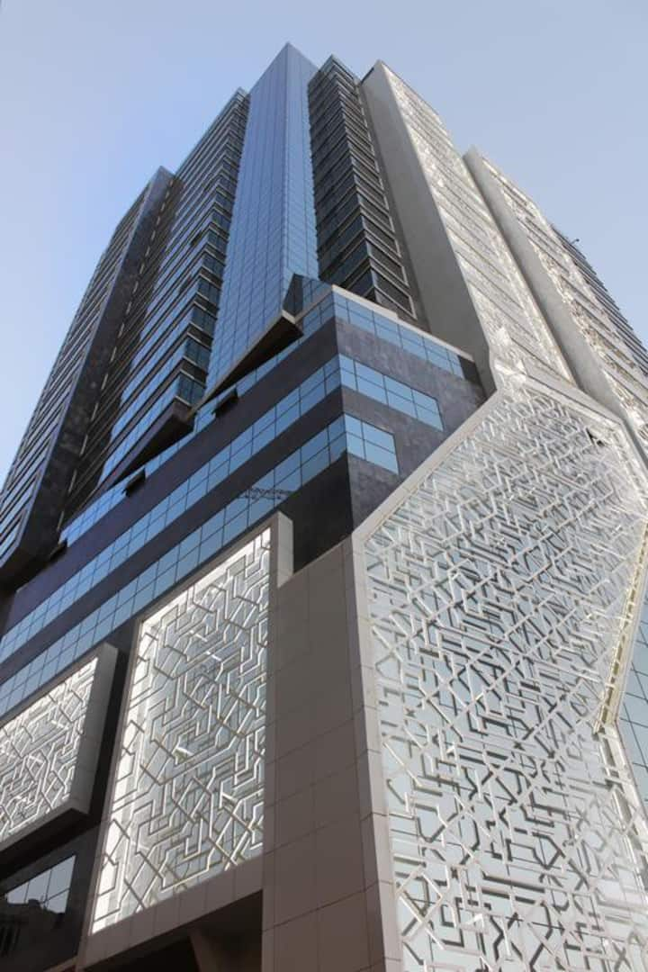 Lamar Ajyad hotel Triple Room