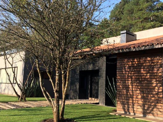 Valle de Bravo, Casa Valle Santana - Valle de Bravo - House