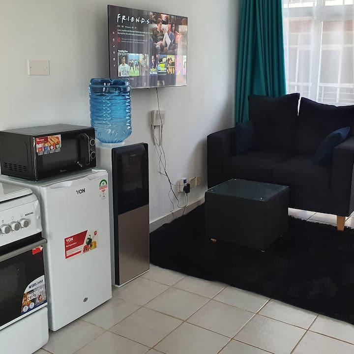 Cozy studio with free parking, netflix & WiFi
