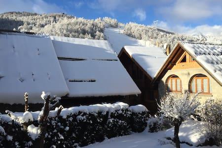 chambre chez l'habitant à 100 m des pistes de ski - Saint-Chaffrey