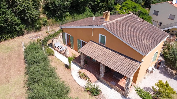 Villa Provençale Au Calme Des Oliviers