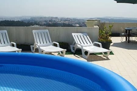 Sintra |Mountain&Sea Views | Terrace&Pool |Parking - Apartment