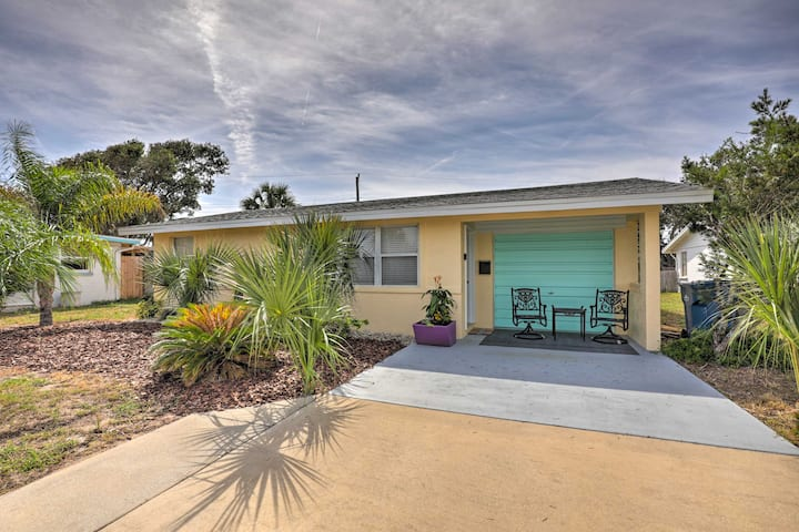 Pet-Friendly Ormond Beach Home, Walk to Ocean