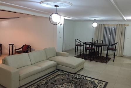 Modern two bedroom apartment - Yaounde