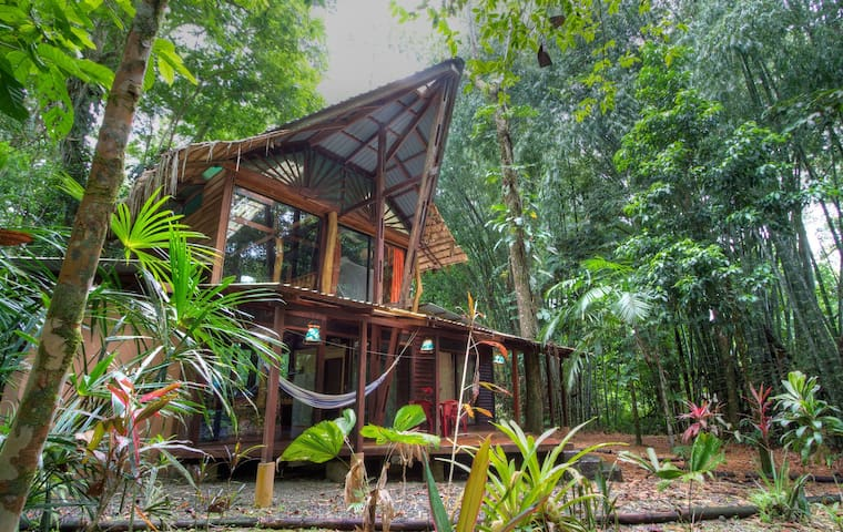 2BR  Pure Jungle House - Puerto Viejo de Talamanca - Haus