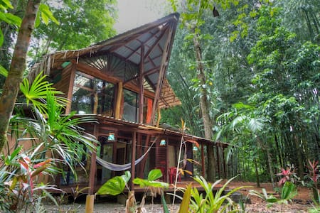 2BR  Pure Jungle House - Puerto Viejo de Talamanca - Talo
