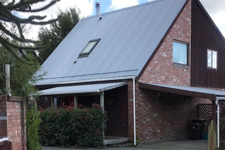 Cosy Alpine Cottage, Mt Hutt Village Methven