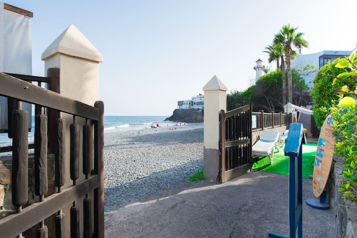 Oasis en el sur de Gran Canaria -  Side Shore