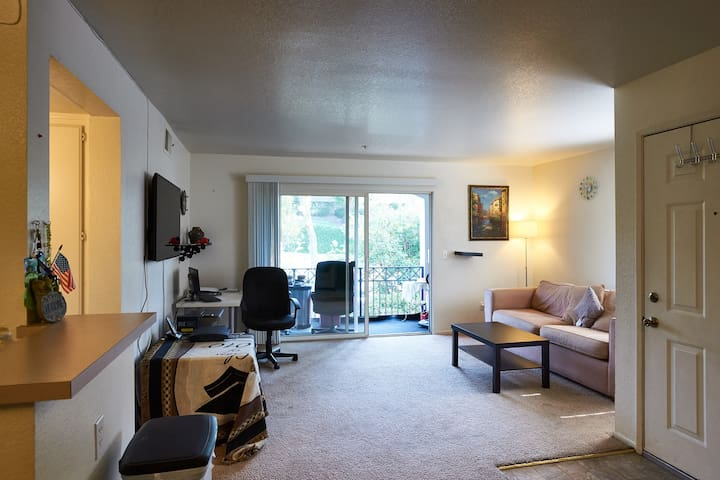 Aliso Viejo town center is 1 block away - Aliso Viejo - Apartamento