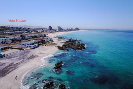 Bloubergstrand/Big Bay Guest Suite with ocean view