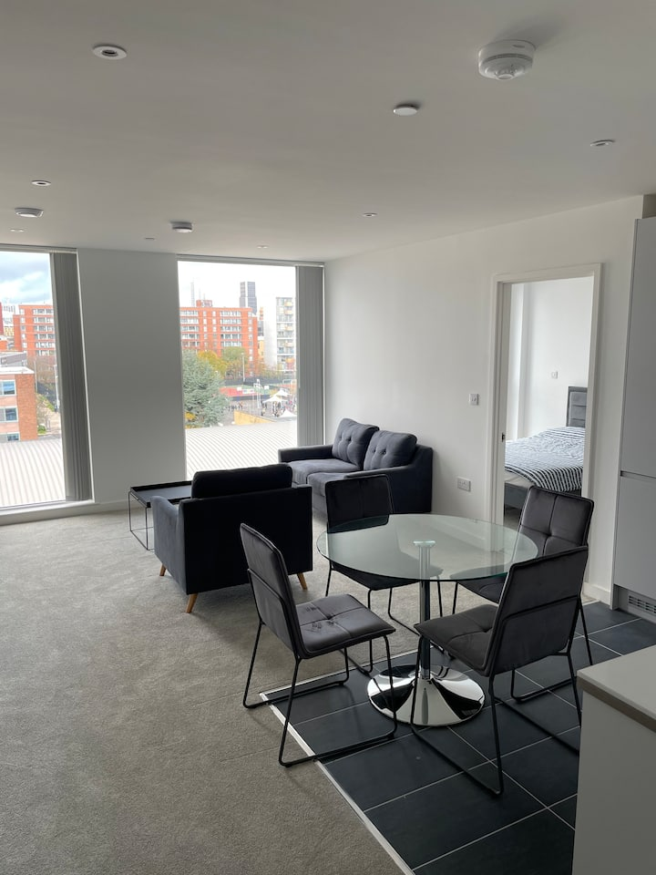 City Apartment Private Room