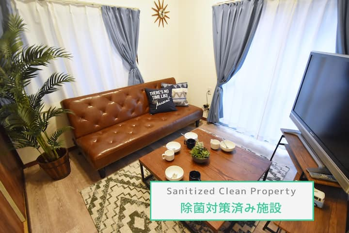 ★Clean Room★EasyAccess to Shinjuku&Akihabara