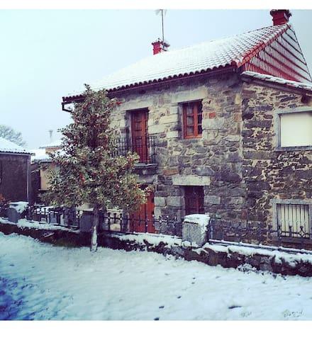 Especial casa rural. Oferta única - Santiago de Aravalle - House