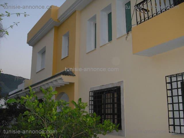 Belle Maison à Tabarka/Tunisie - Tabarka - House