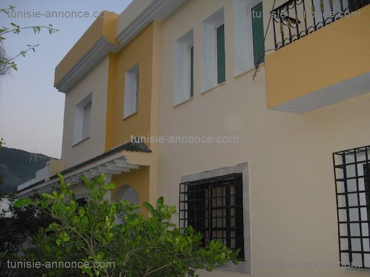 Belle Maison à Tabarka/Tunisie