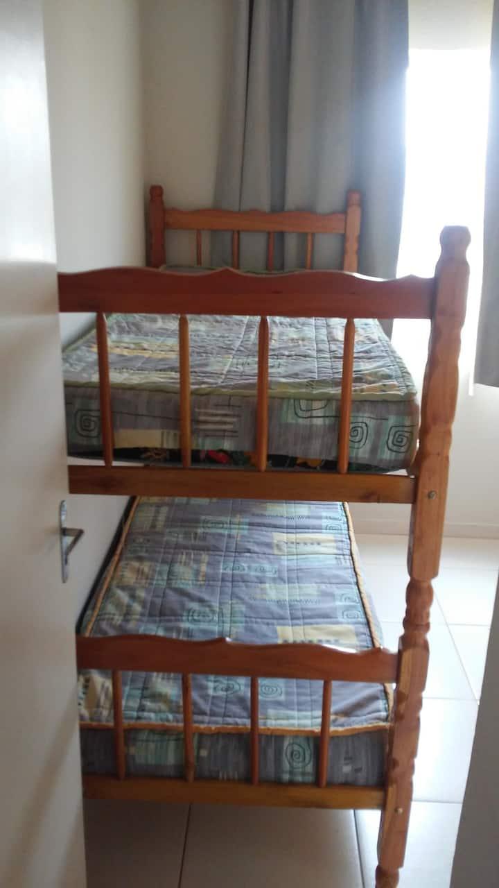 Apartamento para até 4 pesoas