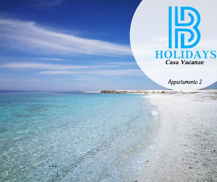 Casa Vacanze B Holidays nella penisola del Sinis