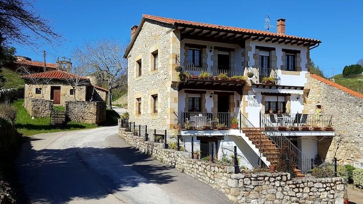 Casa con encanto en Santillana del Mar