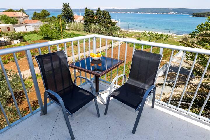 Luxury Apartment Mediteran 9 - otok Pašman