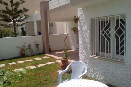 Rez de Jardin S+1 Kelibia Vacances - Kelibia