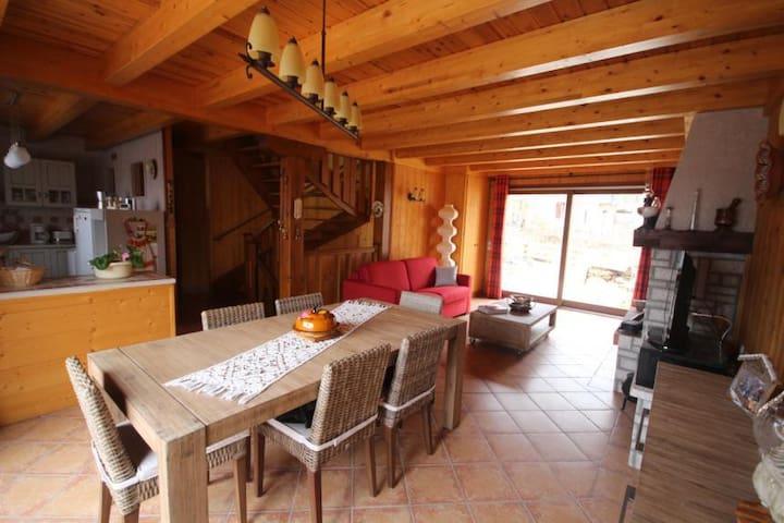 Maison Des Marmottes 6-8 personnes - Font-Romeu-Odeillo-Via - Casa
