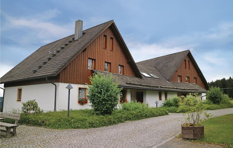 Holiday apartment with 1 room on 33 m² in Presseck