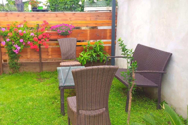 Relax in giardino.