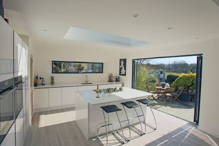 A stylish family home near Bath - Bathford - Haus