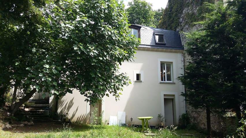 Maison au vert... à 30 min de Paris! - Soisy-sur-Seine - 一軒家