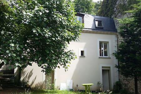 Maison au vert... à 30 min de Paris! - Soisy-sur-Seine - Casa
