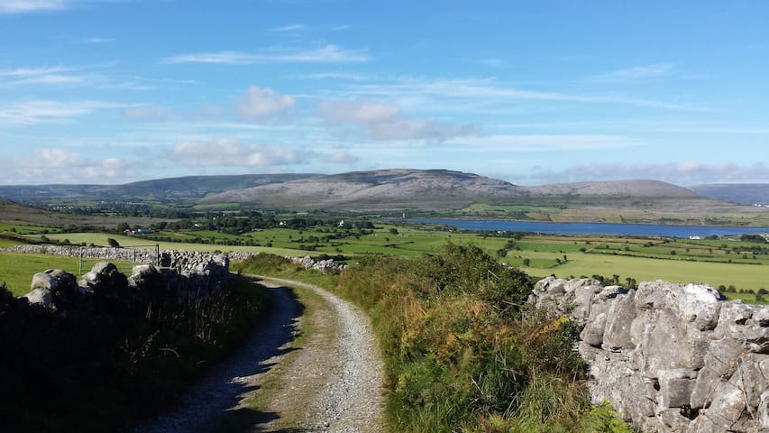 Walkers' paradise in heart of village - Ballyvaughan