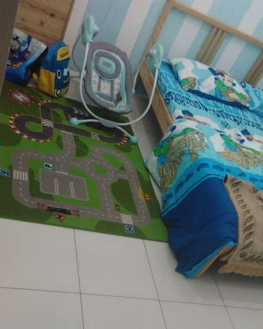 Affordable Bedroom Kampung Siam