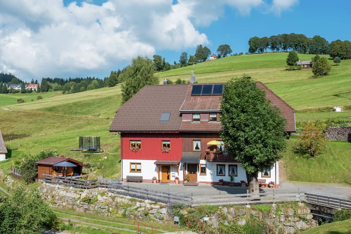 Holiday home at the foot of the famous Feldberg