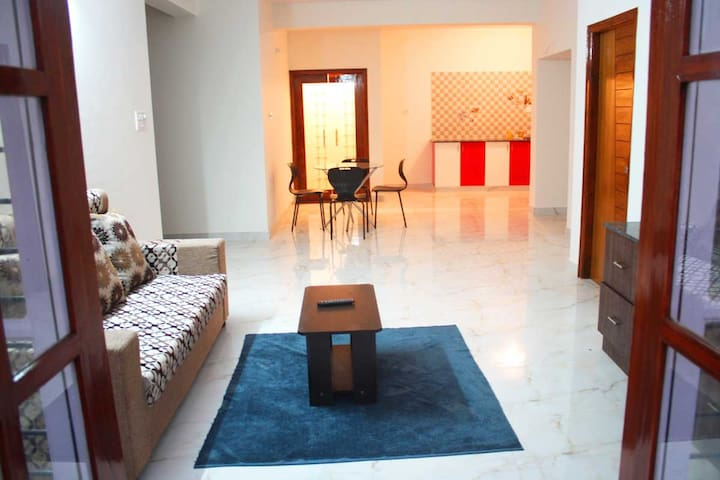 COZY NEST 2BHK IN WHITEFIELD - Bangalore
