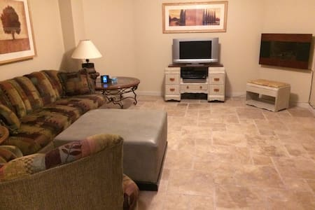 Two bedroom basement apartment - Lakeshore