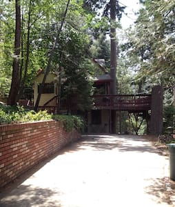 Charming 1948 Lake Arrowhead Cabin Apartment - Lake Arrowhead - Daire
