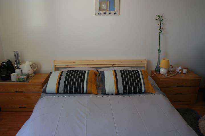 Belle chambre & Piscine  Villa Laminetxea