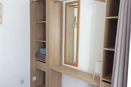 """Number 7 Apartment """"Beau Rivage"""" - Gouarec - Lakás"""
