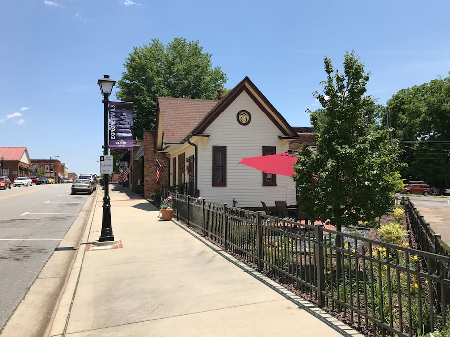 Main Street, Elkin, NC