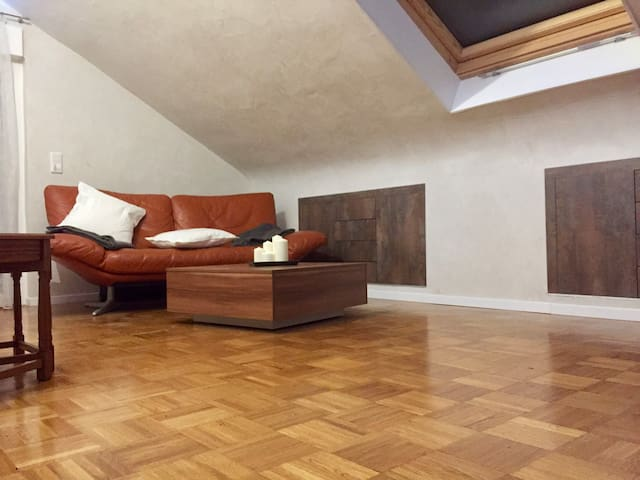 Designer Attic Floor