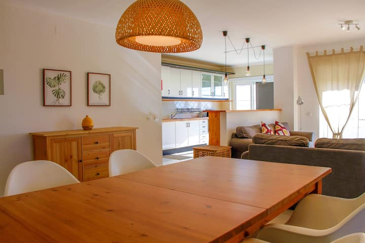 On The Dunes - Baleal Bay 2 Bdrm with Seaview