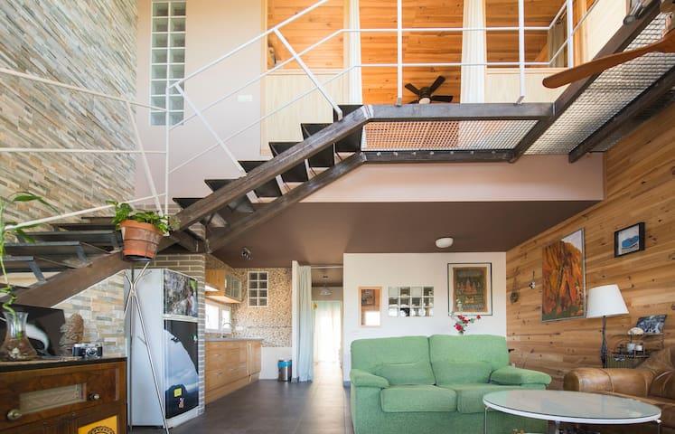 Casa de campo a un paso de Toledo - bargas - Huis