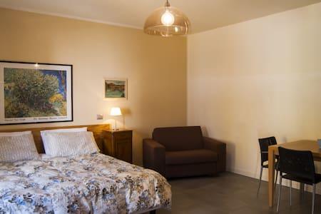 Accogliente MONOLOCALE DELUXE - Scanzorosciate - Appartement