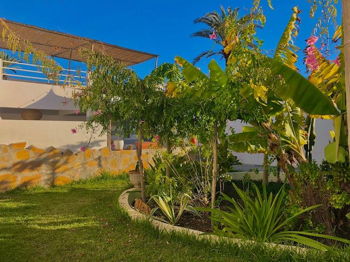 La villa du paradis