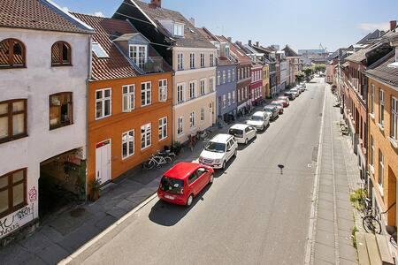Unique Apartment in the heart of Aarhus - Aarhus - Apartment