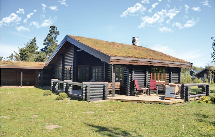 Holiday cottage with 2 bedrooms on 80m² in Skjern